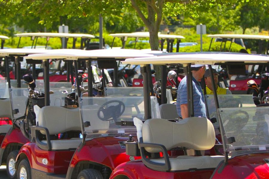 Best Public Golf Course in Yolo County